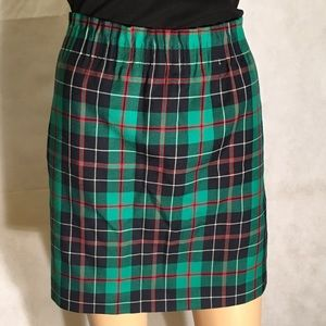 Wool J Crew Plain Skirt